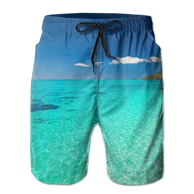 Summer New Men 3d Pineapple Print Swimwear Shorts Casual Summer Beach Pants Board Shorts Short Pants Men's Clothing