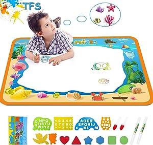 Sweepstakes: Water Drawing Aquadoodle Magic Mat – TFS Kid Painting Writing…