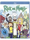 Rick and Morty: Staffel 2 [Blu-ray] [Import allemand]