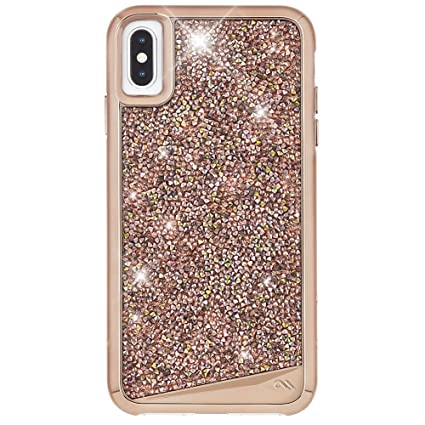 iphone xs max case rose gold