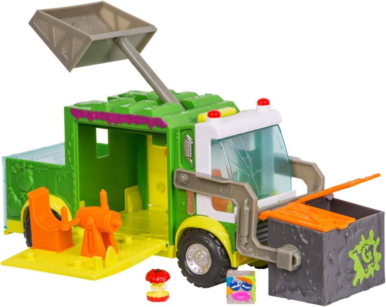 Grossery Gang Muck Chuck Garbage Truck