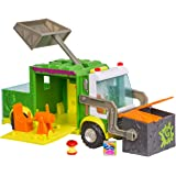 The Grossery Gang Series 3 Muck Chuck Garbage Truck Playset