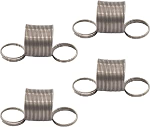 4 Pack Washer Suspension Spring For W10400895 Whirlpool Washing Machine PS3497596 1938554