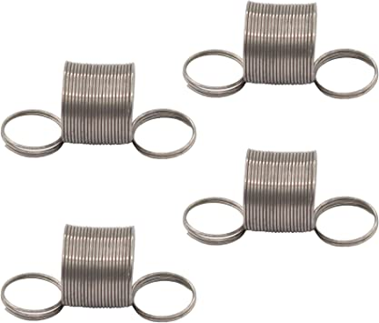 Washer Suspension Tub Centering Spring Replacement for Whirlpool Kenmore 4 Pack