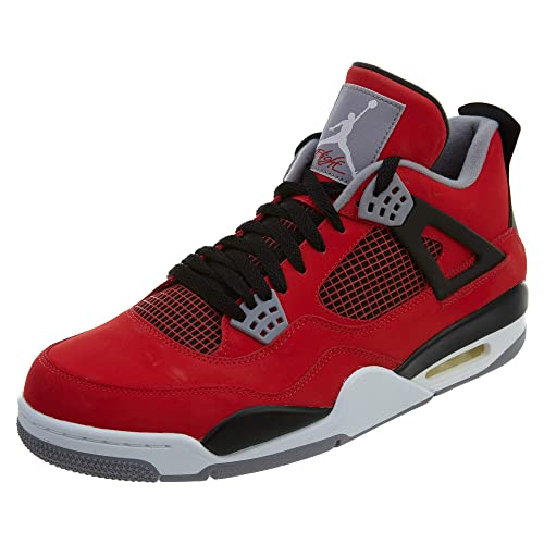 7db07ede37f Nike Kids Air Jordan 4 Retro Trainers  Amazon.co.uk  Shoes   Bags