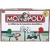 Jeu de société - Monopoly Nouvelle édition version en euros