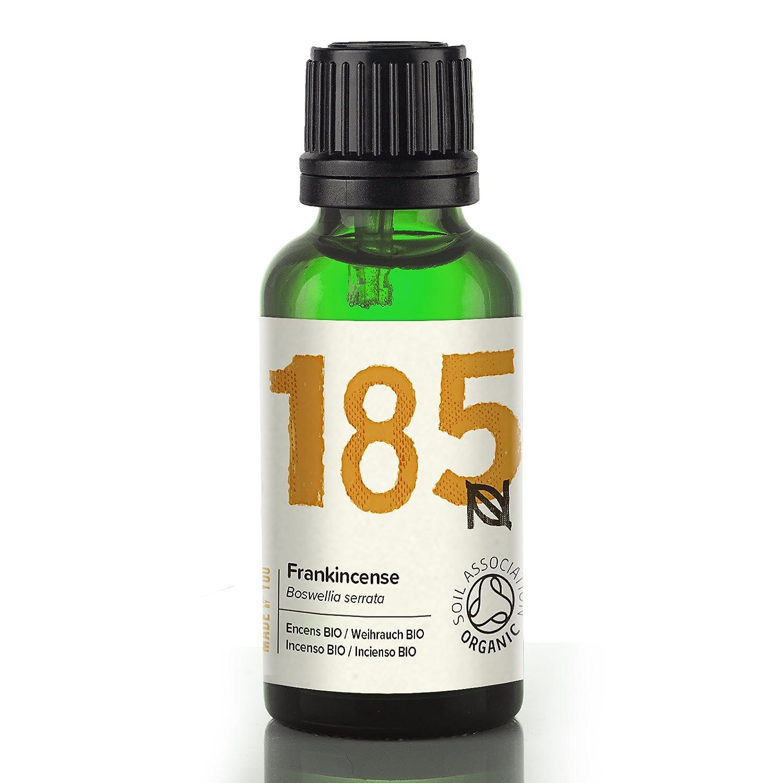 Naissance Incienso BIO - Aceite Esencial 100% Puro - Certificado Ecológico - 10ml