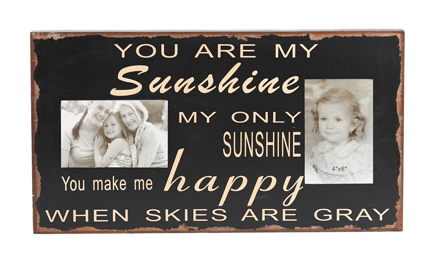 Amazoncom Rustic You Are My Sunshine My Only Sunshine Sentiment