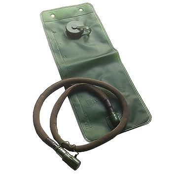 e7e7211ad63 CamelBak bolsa de agua para la cantina militar del Ejército de 3 litros de  Airsoft: Amazon.es: Deportes y aire libre