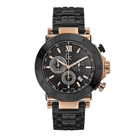 GC Gc-1 Sport Reloj de Hombre Cuarzo 44mm Correa y Caja de Acero X90006G2S: GC: Amazon.es: Relojes