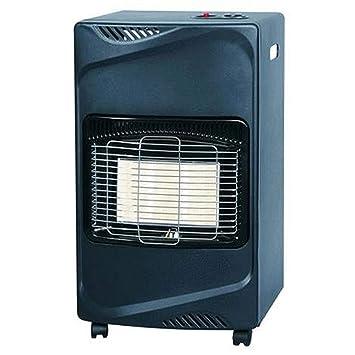 estufa de gas licuado Butano infrarrojos 4100 W Bajo consumo 3 posiciones térmicas: Amazon.es: Hogar