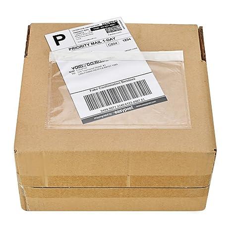 Amazon.com: 9527 Producto 7.5 in x 5.5 in transparente ...