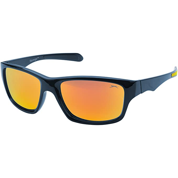 57b132eca Amazon.com: Slazenger Breaker Sunglasses (7.1 x 7.5 x 3.1 inches ...