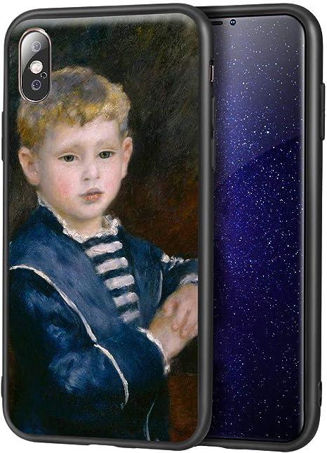Amazon.com: Auguste Pierre Renoir for iPhone X/iPhone Xs