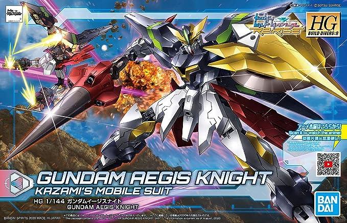 Gundam 1//144 HGBD:R Gundam Build Divers Re:Rise  Wodom Pod Model Kit USA SELLER