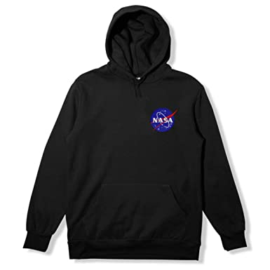 337746847d NASA Space Exploration - Embroidered Badge Hoodie