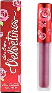 product image for Lime Crime Metallic Velvetines Liquid Matte Lipstick, Vibe - Metallic Pinky Mauve - French Vanilla Scent - Long-Lasting Liquid Metal Matte Lipstick - Won't Bleed or Transfer - Vegan