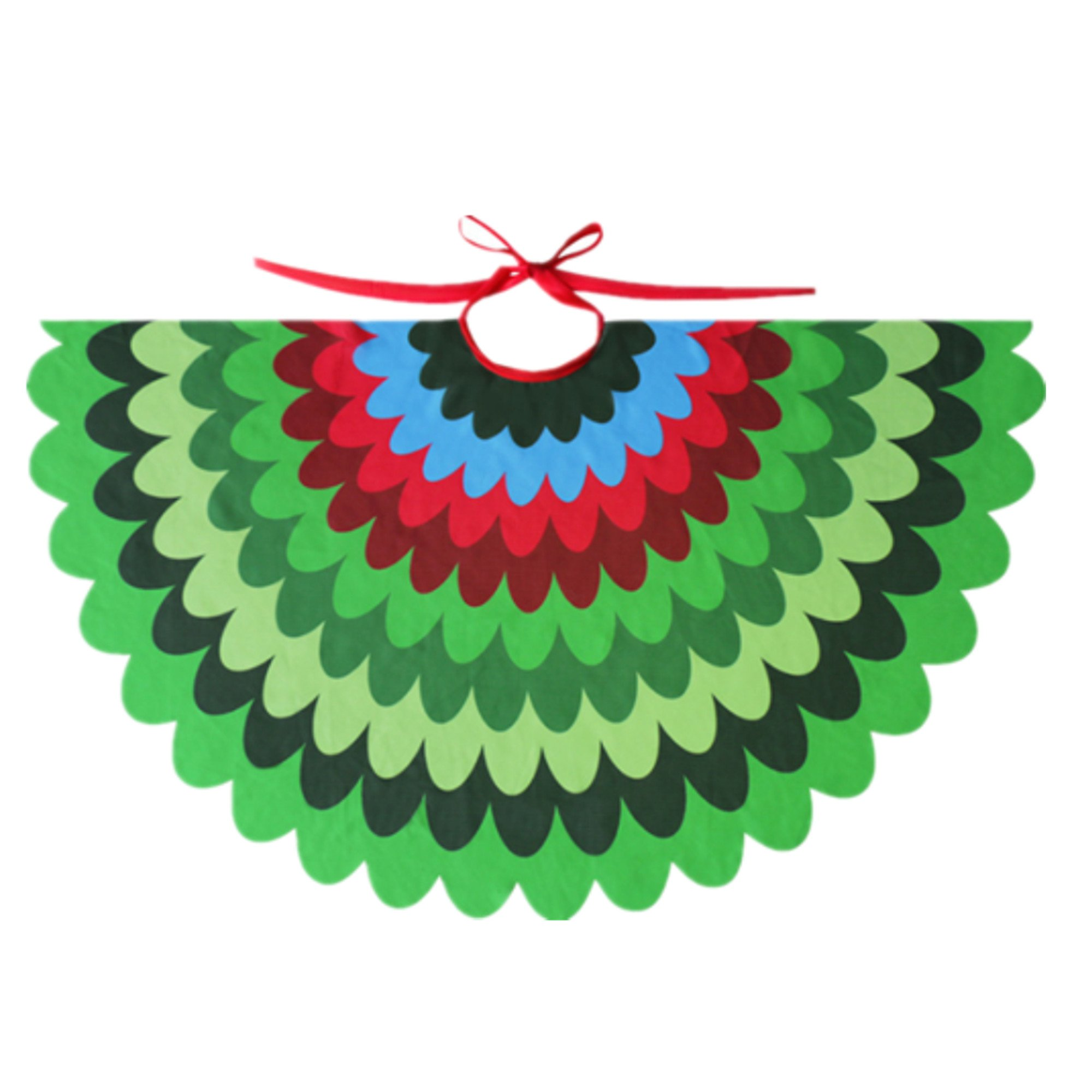 Starkma Bird Fairy Peacock Wings Costume for Kids (A)