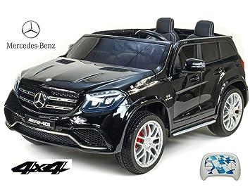 4800e4558ba7a Mtec Werner Weisker 4 x 4 F 2 enfants XXL Enfant Voiture électrique  kinderauto Mercedes GLS