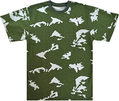 Russian Military T-shirt camouflage Berezka size 44 to 62 New 100/% Cotton