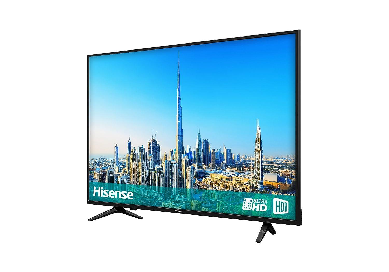Hisense H55A6200UK 55-Inch 4K Ultra HD Smart TV - Black