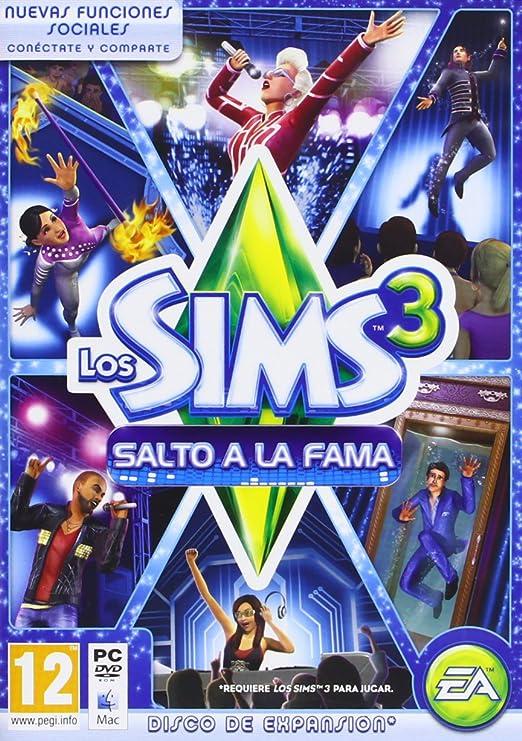 Los Sims 3: Salto A La Fama (Disco de expansión): Amazon.es: Videojuegos