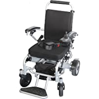 """Ezee Life - 1G Portable Folding Electric Wheelchair with 8"""" rear wheels -Free Shipping- Factory Outlet Toronto"""