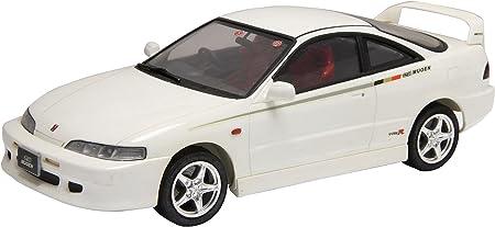 Honda integra Type R Coupe Gelb Tuning Bausatz Kit 1//24 TestoRS Modellauto Model
