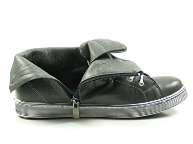Andrea Conti, Esgano Schuhe Schiefer: : Schuhe