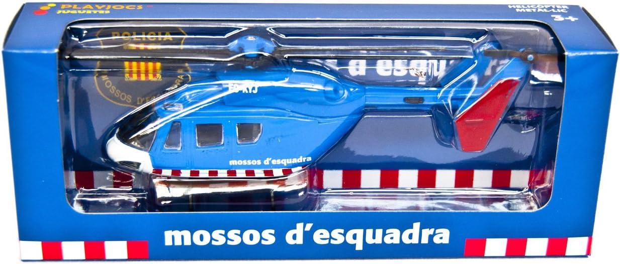 Global Toys - Helicoptero mossos d esquadra: Amazon.es: Juguetes ...