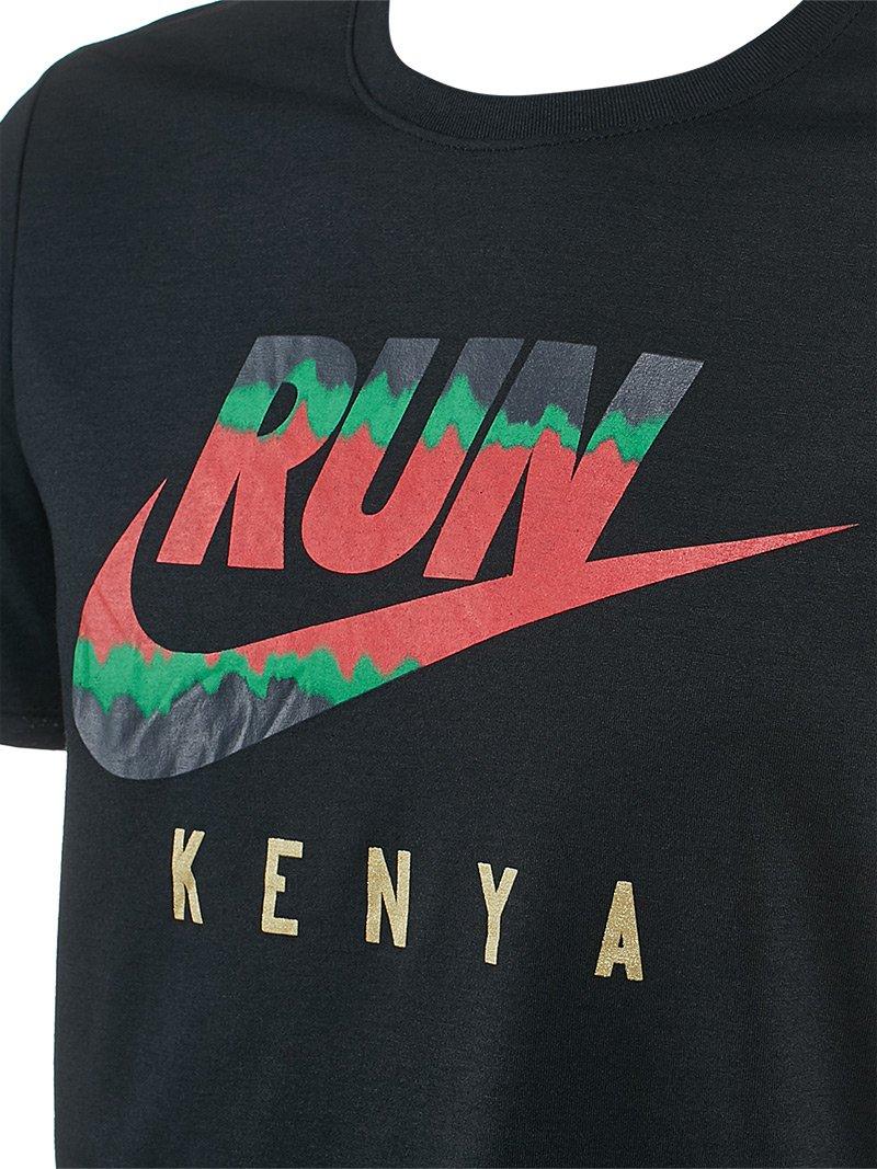 Nike RUN P KENYA FLAG TEE - T-shirt for Men, Size 2XL, Colour Black:  Amazon.co.uk: Sports & Outdoors
