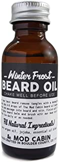 product image for Winter Frost Beard Oil - All Natural, Hand Crafted in USA