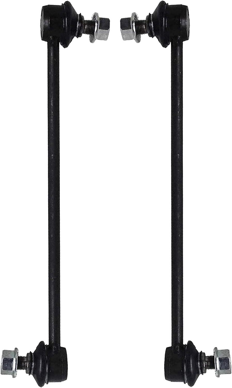 2 Pc Suspension Stabilizer Sway Bar Links Set Front Passenger /& Driver Side