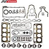 Vincos MLS Full Cylinder Engine Gasket Set HS26191PT-1 CS9284 Compatible with Avalanche/Suburban/Express/Savana 1500 5…