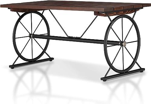 Editors' Choice: ioHOMES Urbancrest Industrial Wood Coffee Table