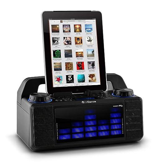 2 opinioni per iDance Energy XD2 Sistema Casse Altoparlanti Bluetooth Mixer