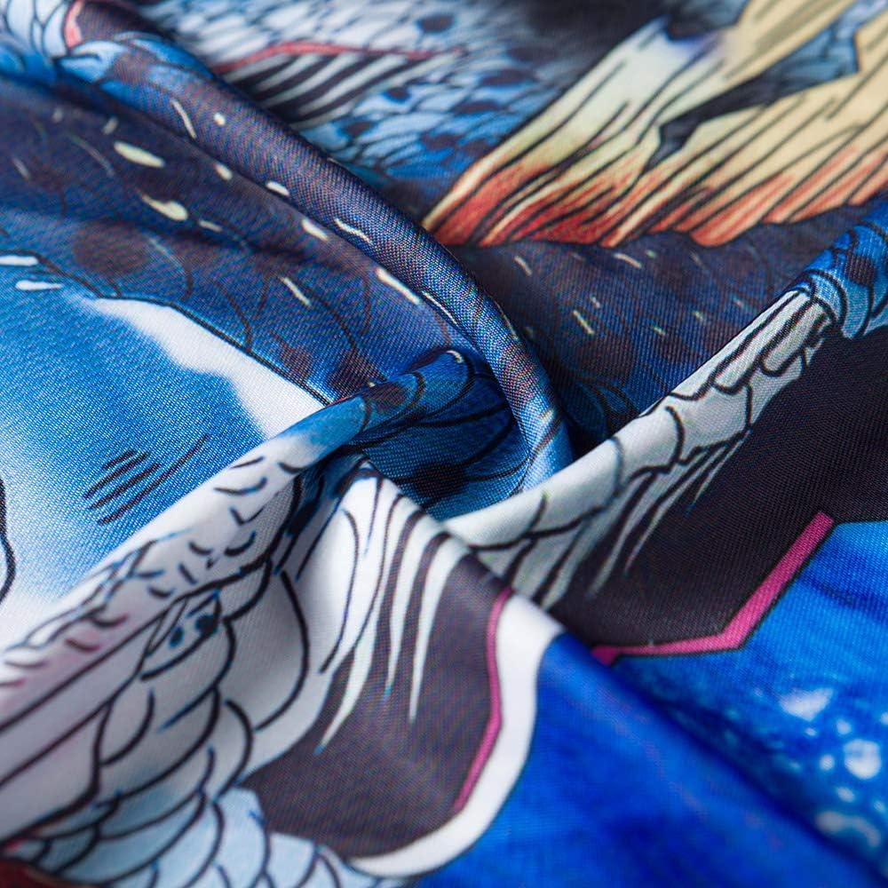 Blue, M Fashion Motorcycle Ice Silk Elastic Neck Gaiter Scarf for Summer Cycling Hiking Camping Running Sun UV Protection Face Mask Neck Bandana Balaclava