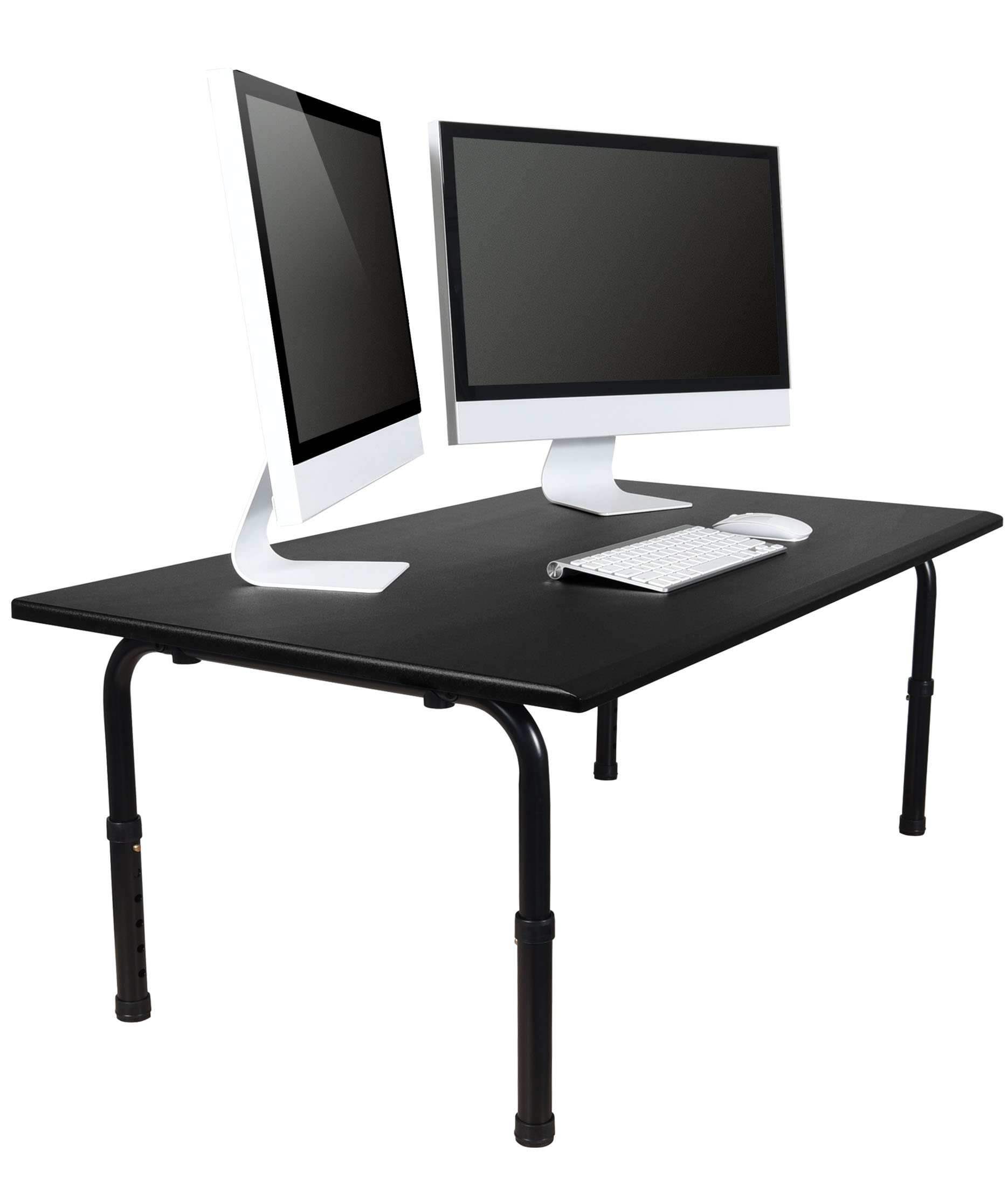 "42"" Wide Adjustable Height Standing Desk – Convert Your Desk to a Standing Desk"