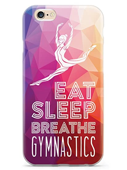 pretty nice 6102e 75b9d Inspired Cases Eat Sleep Breathe Gymnastics Case for iPhone 6 & 6s