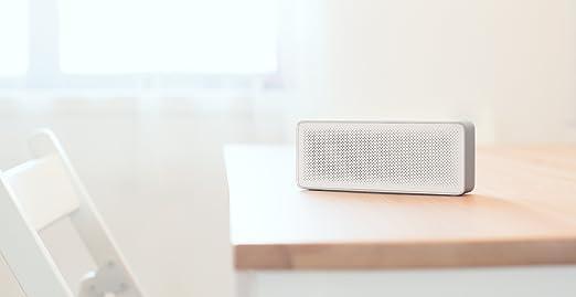Xiaomi Mi Bluetooth Stereo Speaker Basic 2 Tragbarer Lautsprecher 5 W Weiß – Tragbare Lautsprecher (5 W, 100 – 18000 Hz, 3 Oh
