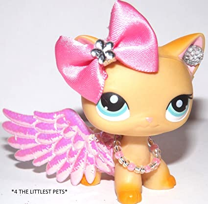 1edc66a7d2 Amazon.com  Littlest Pet Shop clothes LPS accessories Custom OUTFIT CAT DOG  NOT INCLUDED  Toys   Games