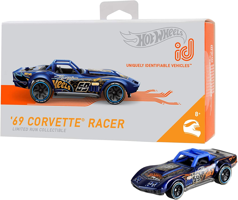 Hot Wheels id 69 Corvette Racer {Race Team}