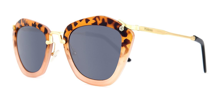 Maltessa Valeria (Bicolor) - Gafas de sol para mujer. Lo ...