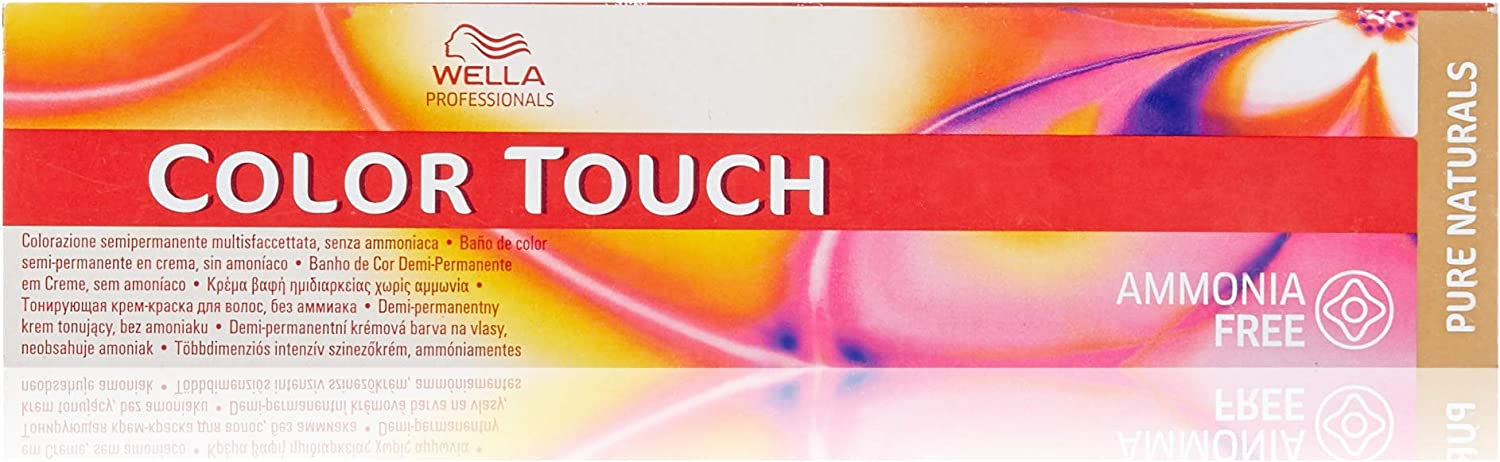 Wella Tinte Color Touch Pure Natural 2/0-60 ml