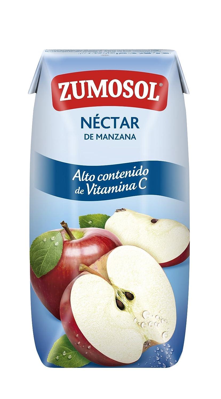 Zumosol Néctar Prisma Manzana - Paquete de 18 x 200 ml - Total: 3600 ml: Amazon.es: Alimentación y bebidas