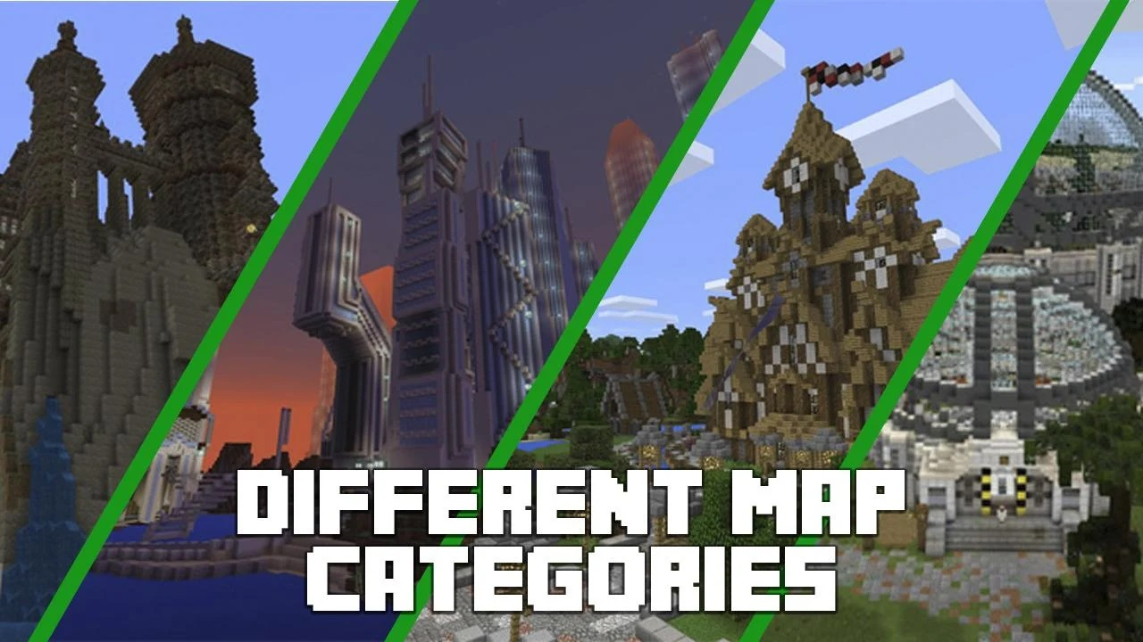 Amazon com: Maps for Minecraft PE: Appstore for Android