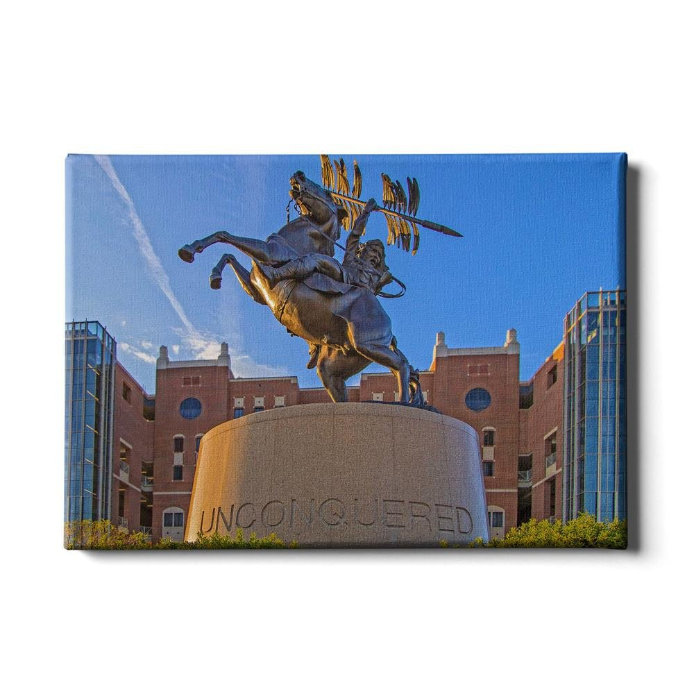 Florida State Seminoles ''Unconquered Statue'' Wall Art