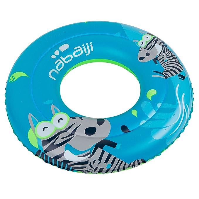 NABAIJI Childrens impresión flotador 51 cm, Azul: Amazon.es: Deportes y aire libre