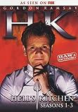 GORDON RAMSAY - Hell's Kitchen Season 1-2 & 3