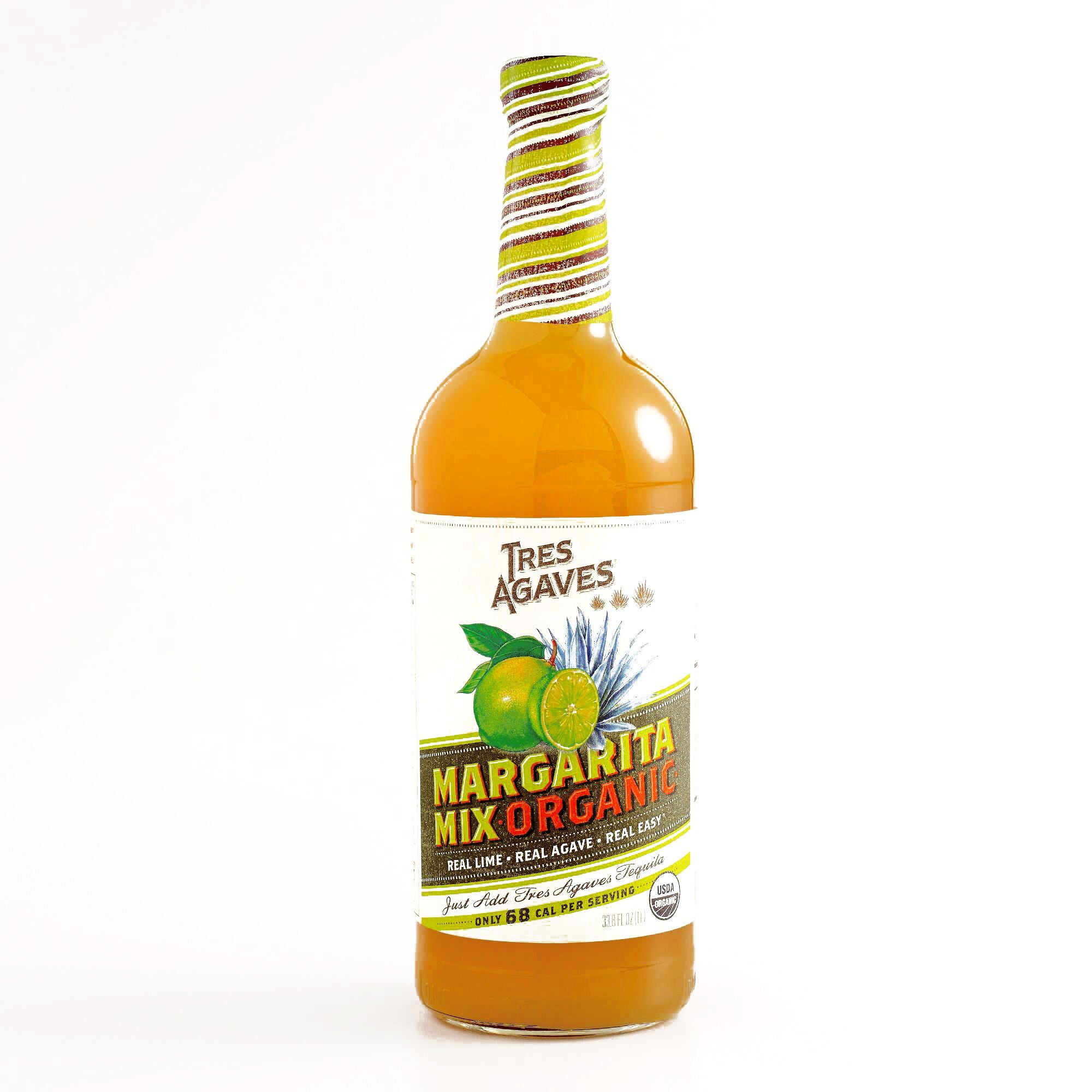 Tres Agaves Margarita Mix (4 Items Per Order) by Tres Agaves